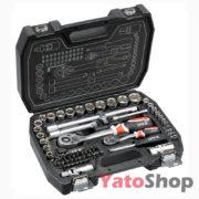 Набір інструментів YATO 72 предметів YT-38782 Львів