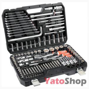 Набір інструментів Yato 128 предметів YT-38872