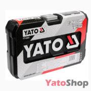 Набір торцевих головок YATO 25 предметів YT-14461 Рівне