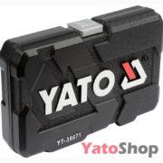 Набір головок 12, 12 предметів Yato YT-38671 купити