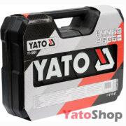 Набір інструментів 12, 82 предмети Yato YT-12691 фото