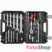 Набір інструментів 12, 82 предмети Yato YT-12691 ціна