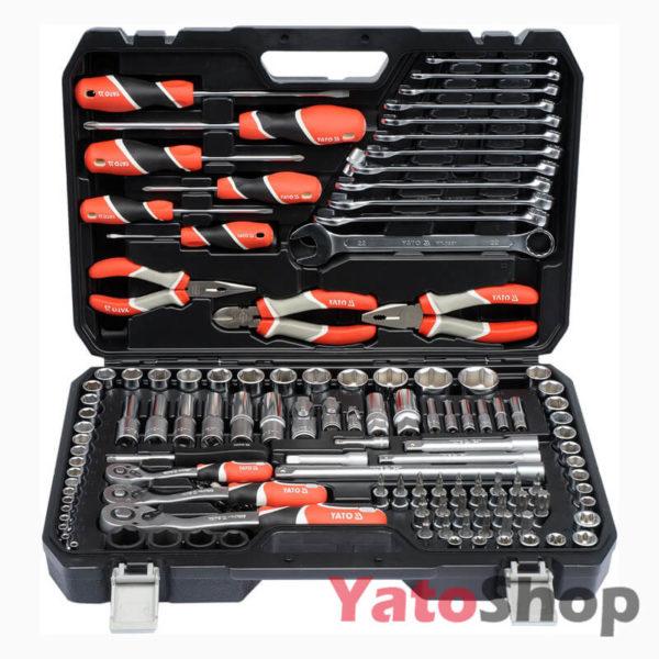 Набір інструментів 14 , 38, 12 4-32 мм Yato YT-38881