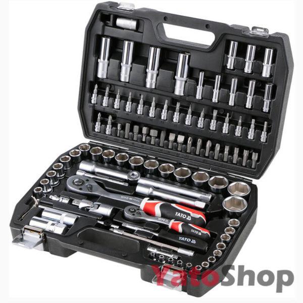Набір інструментів 94 предмети Yato YT-1268