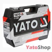 Набір інструментів 94 предмети Yato YT-12682 ціна