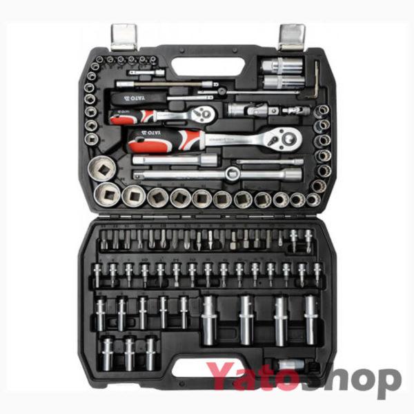 Набір інструментів 94 шт Yato YT-12682 фото