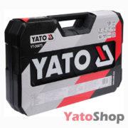 Набір інструментів YATO 126 предметів YT-38875 ціна