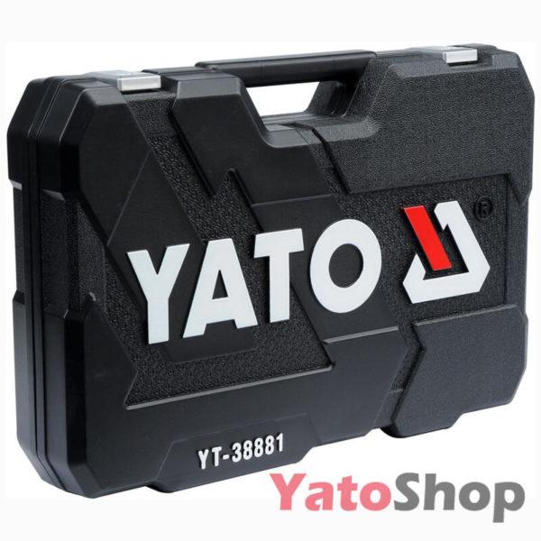 Набір інструментів Ято YT-38881 129 предметів ціна
