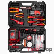 Набір інструментів для електрика YATO 68 предметів