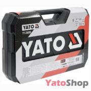 Набір інструментів для електрика YATO 68 предметів YT-39009 фото