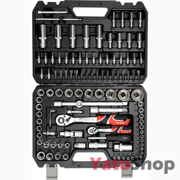 Набір інструметів Yato 108 предменти YT-38791
