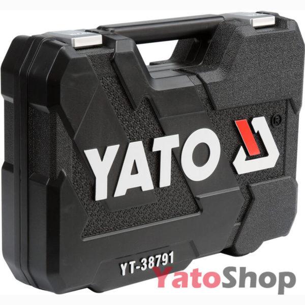 Набір інструметів Yato 108 предменти YT-38791 ціна