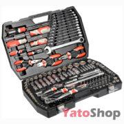 Набір накидних ключів Yato 129 предметів YT-3888