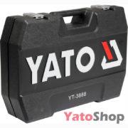 Набір накидних ключів Yato 129 предметів YT-3888 опис