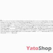 Набір накидних ключів Yato 129 предметів YT-3888 ціна