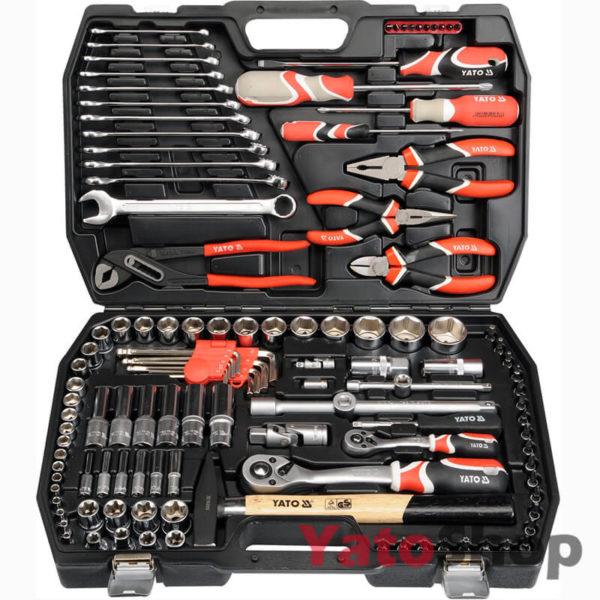 Набір ручного інструменту Yato YT-3890 122 предмети
