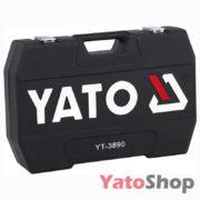 Набір ручного інструменту Yato YT-3890 122 предменти ціна