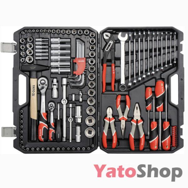 Набір ручного інструменту Yato YT-38901 129 предмети
