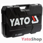 Набір ручного інструменту Yato YT-38901 129 предмети Рівне