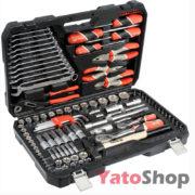 Набір ручного інструменту Yato YT-38901 129 предмети фото