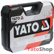 Набір торцевих головок Yato 77 предметів L YT-38781 фото