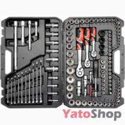Професійний набір інструментів Yato 120 пр YT-38801