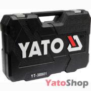 Професійний набір інструментів Yato 120 пр YT-38801 купити