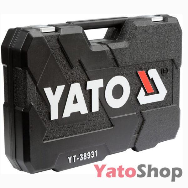 Універсальний набір інструментів Yato YT-38931 173 предмети ціна