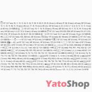Універсальний набір інструментів Yato YT-38931 179 предмети Купити