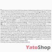 Універсальний набір інструментів Yato YT-3894 224 предмети ціна