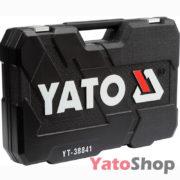 """Універсальний набір інструменту в валізі 14""""- 38 """" – 12 """" Yato YT-38841 Купити"""