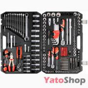 Великий набір інструментів Yato YT-38941 225 предметів