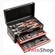 Ящик з набором інструментів Yato 80 предметів YT-38951