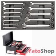 Ящик з набором інструментів Yato 80 предметів YT-38951 купити