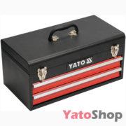 Ящик з набором інструментів Yato 80 предметів YT-38951ціна