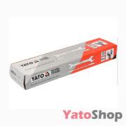 Набір рожкових ключів Yato 6-27мм 10 штукт YT-0380 фото