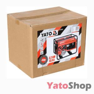 Генератор бензиновий 3200 Ват Yato YT-85434 Львів