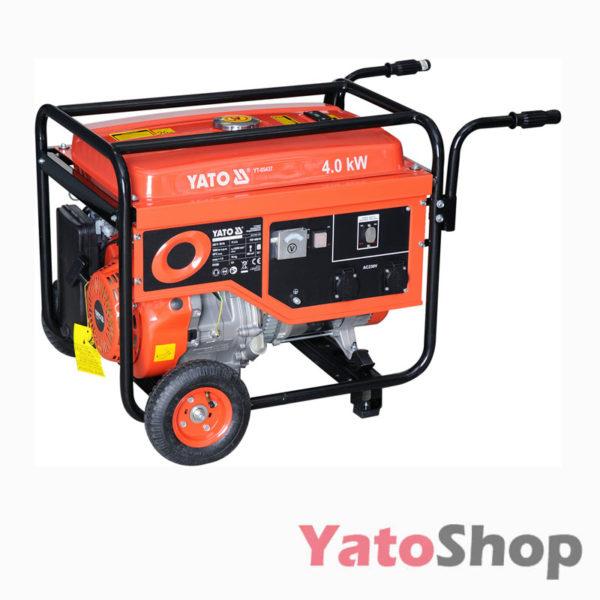 Генератор бензиновий 4000 Ват Yato YT-85437