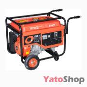 Генератор бензиновий 5000 Ват Yato YT-85440