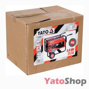 Генератор бензиновий 5000 Ват Yato YT-85440 Львів