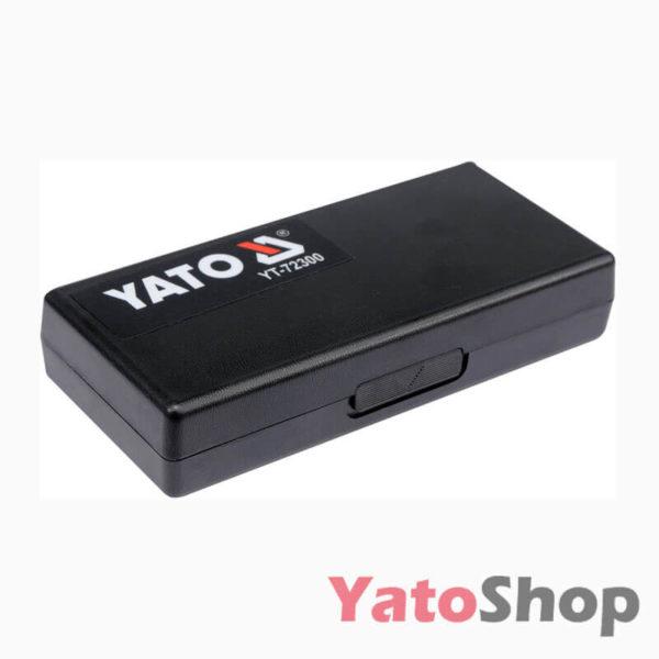 Мікрометр 0-25мм YT-72300 Рівне