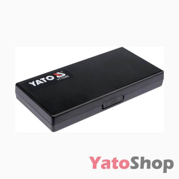 Мікрометр 50-75мм YT-72302 Рівне