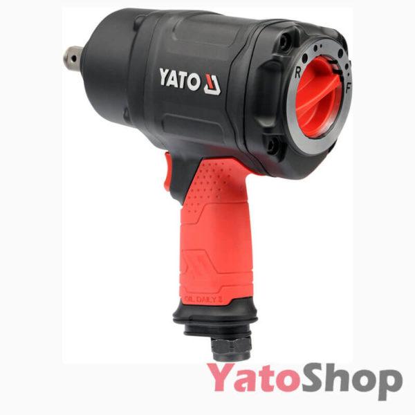Пневматичний гайковерт 1630 Нм Yato YT-09571 Рівне