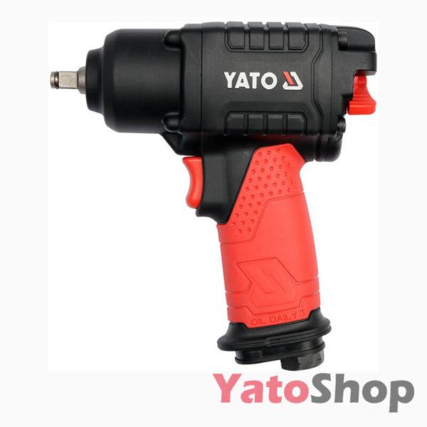Пневматичний гайковерт 400 NM Yato YT-09501