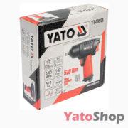 Пневматичний гайковерт 570NM Yato YT-09505 купити