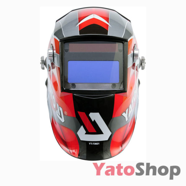 Професійна зварювальна маска хамелеон Yato YT-73921