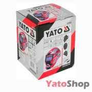 Професійна зварювальна маска хамелеон Yato YT-73921 Луцьк