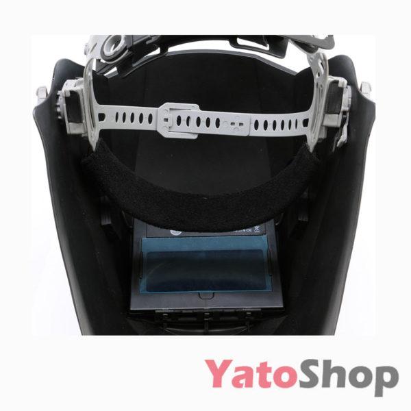 Професійна зварювальна маска хамелеон Yato YT-73921 купити