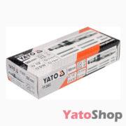 Викрутка ударна CRV + 6 біт YT-2802 YATO