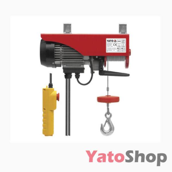 YT-5901 Таль електрична канатна 500Вт. 125 250кг